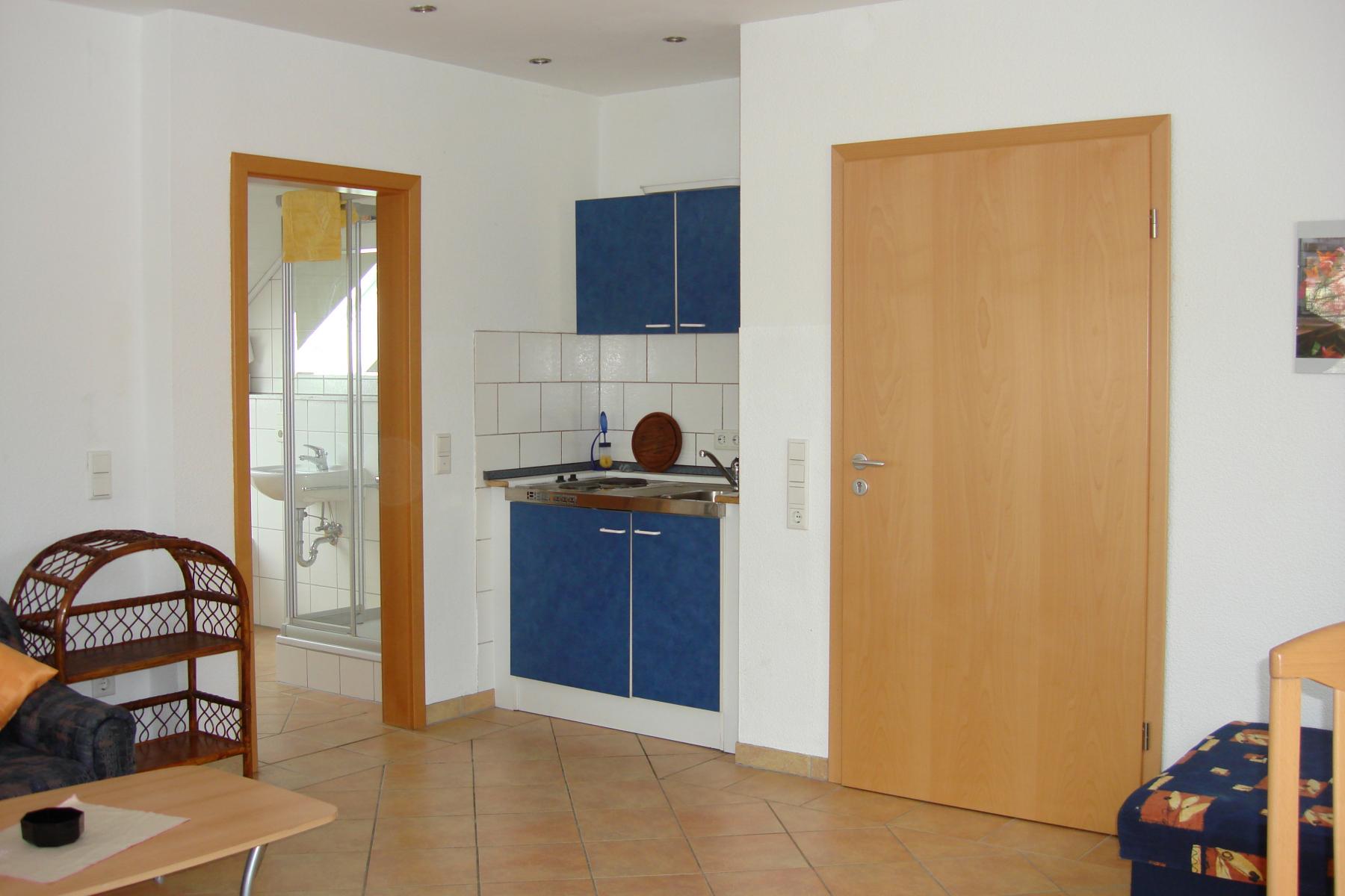 Appartments mit Küchenzeile